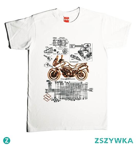 koszulka SUZUKI DL 650 V-STROM tshirt