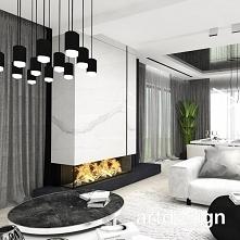 Prostota formy i szlachetność ponadczasowego materiału - oto przepis na idealny kominek do nowoczesnego wnętrza.