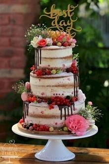 Piękny tort <3