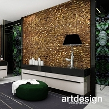 Luksusowy pokój kąpielowy z...