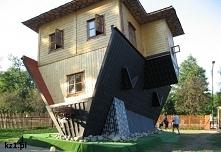 Dom do góry nogami w Zakopa...