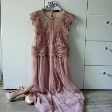 Transparentna sukienka od m...