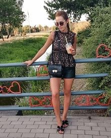 #Zara #Blackoutfit instagra...