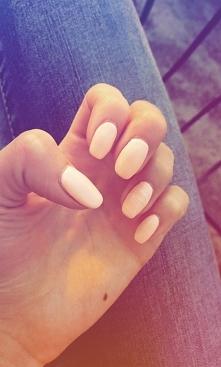 Wakacyjne Indigo nails