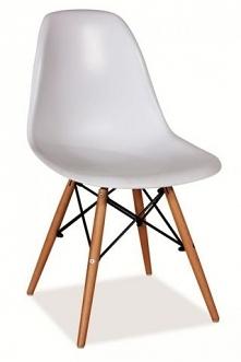 Krzesło ENZO białe