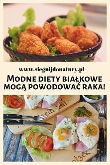 Modne diety białkowe prowad...