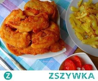 Soczyste Polędwiczki z Piersi Kurczaka. Szybkie do przygotowania,delikatne,soczyste i niesamowicie smaczne.