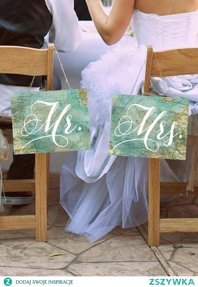Akcenty podróżnicze na weselu