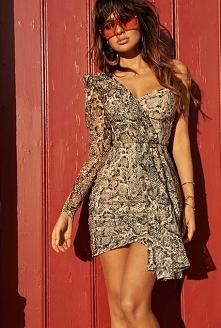 Sukienka wezowa Naya na imp...