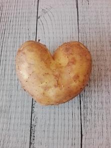 Ziemniacze serce ♥