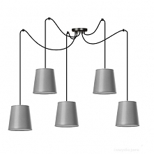 Lampa Spyder 5pł - przewód ...