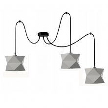 Lampa Spyder 3pł - przewód ...