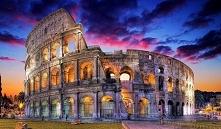 Rzymskie Koloseum, Rzym - W...