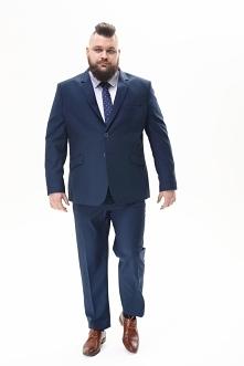 Moda dla dużych mężczyzn - ...