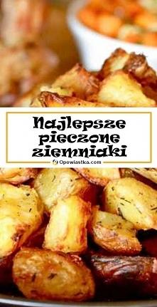 Najlepsze pieczone ziemniaki w Polsce! Mamy przepis!