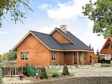 Przytulny dom z poddaszem
