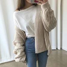 Lubicie grube sweterki?