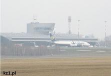 Lotnisko w Łodzi - ciekawe ...