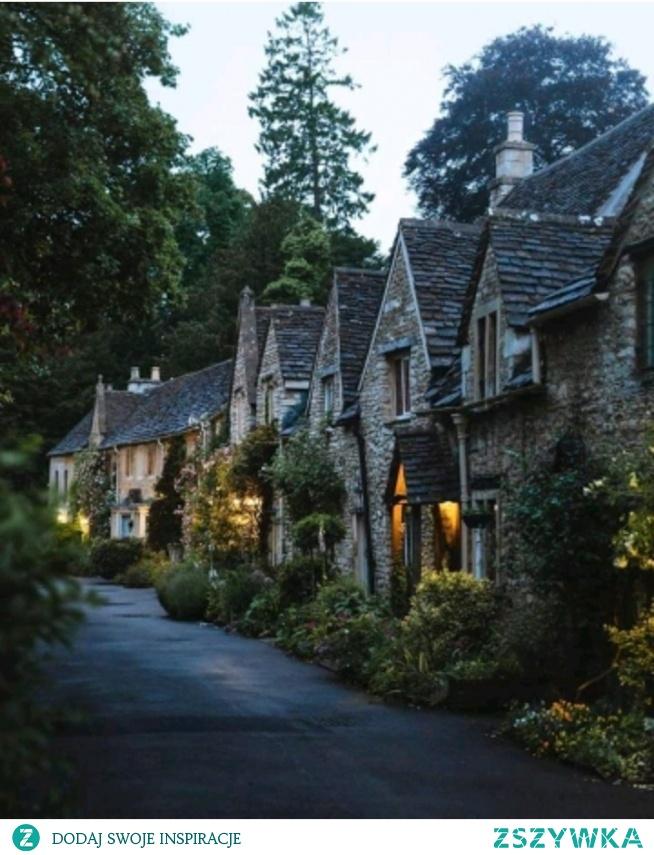 Bibury - wieś w Anglii