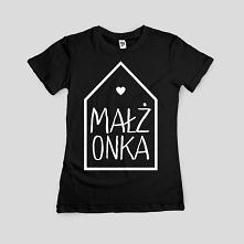 małżonka - koszulka dla żony