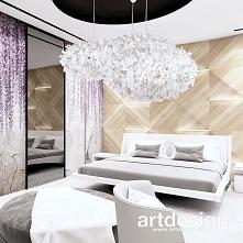 Sypialnia z akcentem kolory...