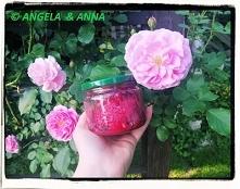 Konfitura z płatków róży - ...