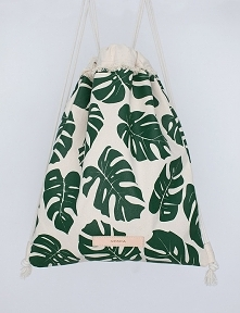 Jungle - bawełniany plecak/...