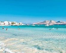 Grecja  koufonisia plaża