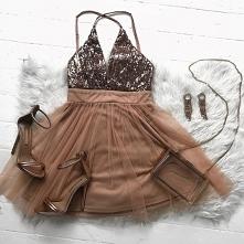 elegancka sukienka na randkę