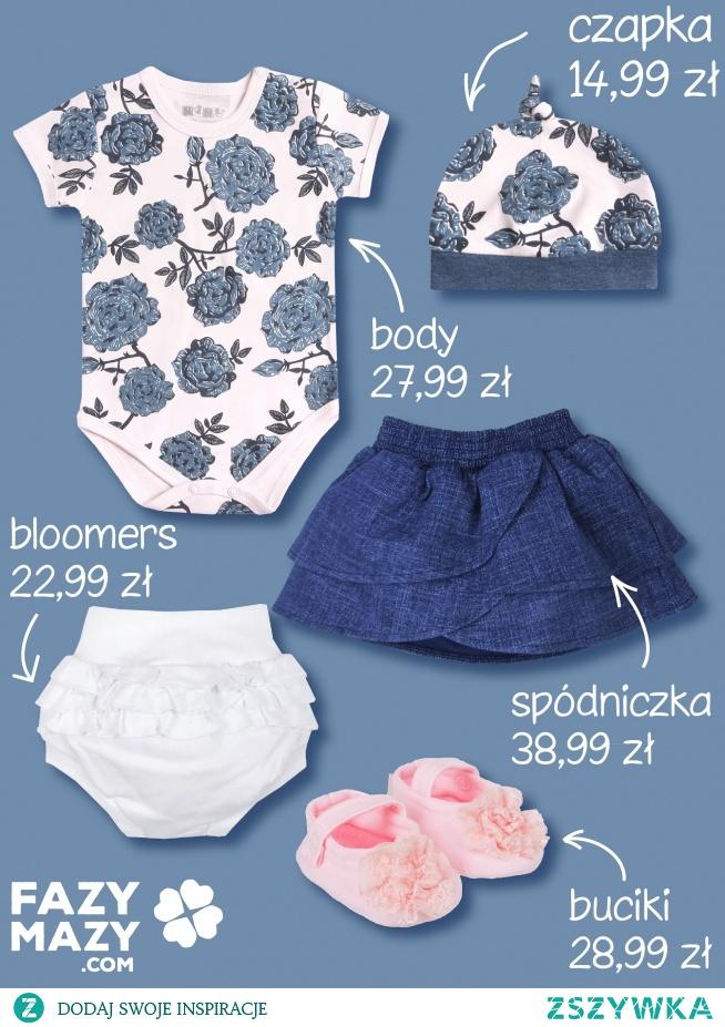 Nowa kolekcja niemowlęca dla dziewczynki od Nini