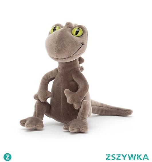 Maskotka Przytulanka Jaszczurka 14 cm