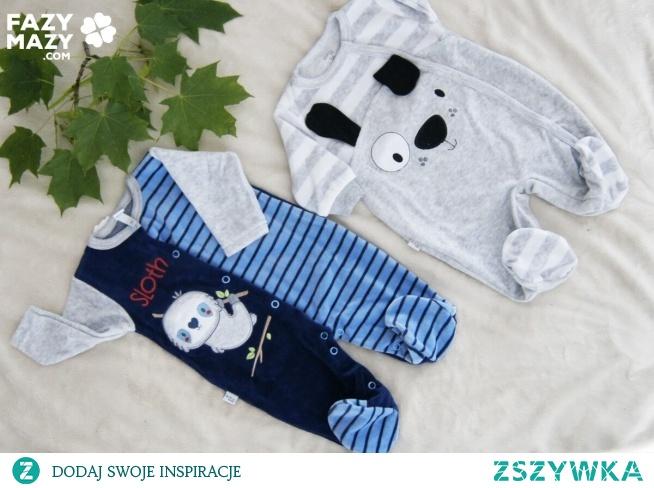 Ocieplane pajacyki niemowlęce – co założyć na body lub śpiochy?