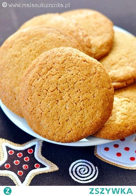 cukrowe ciasteczka