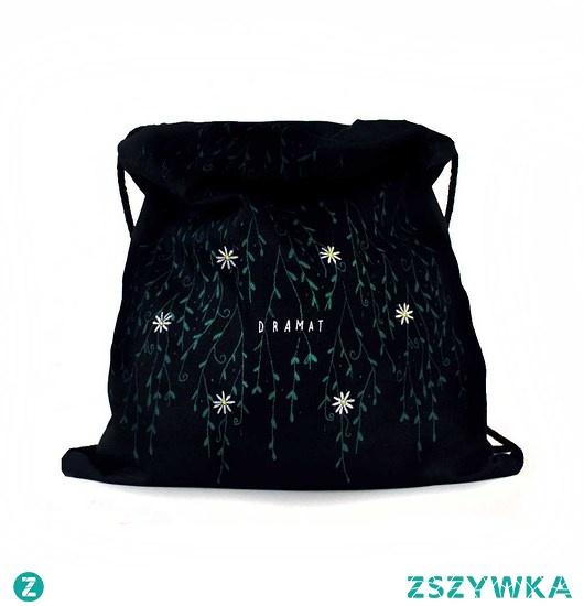 Plecak | DRAMAT - worek bawełniany