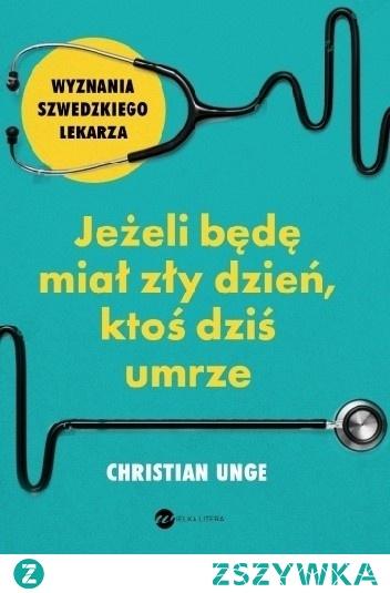 Młody szwedzki lekarz, Christian Unge, po ukończeniu prestiżowych studiów medycznych, chce wykorzystać zdobytą wiedzę i nabyć doświadczenia tam, gdzie jest najbardziej potrzebny. Wyrusza do Burundi. Mały, biedny, źle wyposażony szpital, brak wykwalifikowanego personelu – to doświadczenie otworzyło mu oczy. Praca lekarza w ekstremalnych warunkach ukształtowało go na zawsze. Szczerze opowiada o błędach, jakie popełnił, zarówno w czasie praktyki w biednej Afryce, jak i w bogatej Szwecji. Błędach, jakie zdarzają się każdemu lekarzowi. Spowodowane zmęczeniem, niewłaściwym szkoleniem, brakiem komunikacji, stresem, trudnymi wyborami etycznymi. Unge pozwala czytelnikowi nałożyć doktorski kitel i poczuć ciężar odpowiedzialności, jaki spoczywa na tych, którzy decydują o ludzkim życiu.