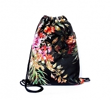 Plecak worek Flowers
