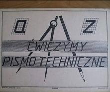 Blok do pisma technicznego :)