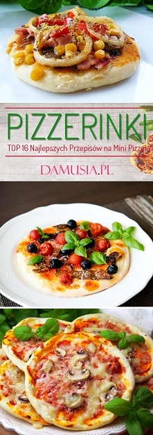 Pizzerinki – TOP 16 Najleps...