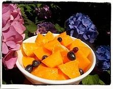 Sałatka z melona - Cantaluo...