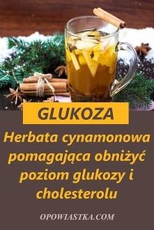 Herbata cynamonowa pomagają...