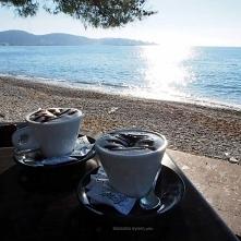 Dobrze ugotowana kawa.