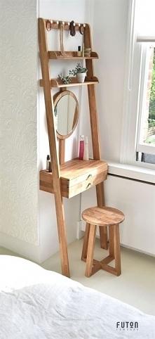 Bardzo fajnie zrobiona, nadaje się do małych mieszkań ^.^