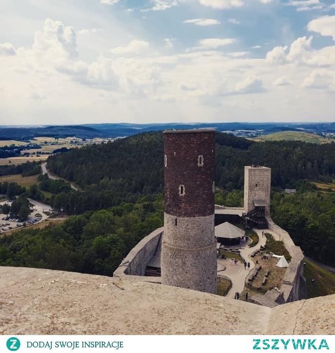 Zamek w Chęcinach, świętokrzyskie. Piękne miejsce na weekend, cudowne widoki z góry   Instagram => @nieidentyczna