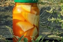 Cukinia w zalewie keczupowej