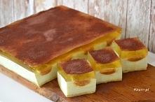 Cytrynowo-kajmakowe ciasto ...