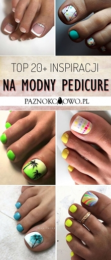 Inspiracje na Pedicure – TO...