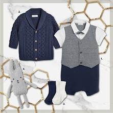 Eleganckie i casualowe stylizacje dla chłopca można zobaczyć w nowym poście n...