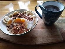 Śniadanie mistrzów czyli owsianka na mega wypasie :)