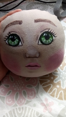 podczas tworzenia lalki jak...