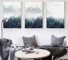 Living room, obrazy, salon